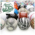おもしろゴルフボールのおすすめ人気ランキング|コンペ景品・ギフト・プレゼントにも